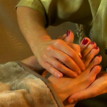 Feet First. Revolutionise your Health with Reflexology